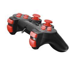 Gamepad Corsair Esperanza EGG106R, červený (PC/PS2/PS3) - 2