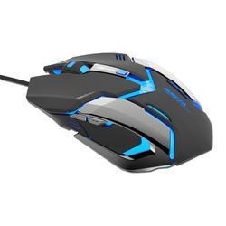 Herní Myš E-Blue Auroza Gaming  černá, PROMO, e-box - 2