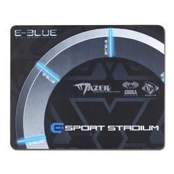 E-BLUE herní podložka Gaming Arena, černo-šedá - 2