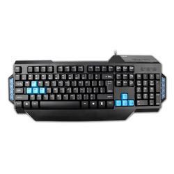 Herní klávesnice E-Blue Mazer černá - 2