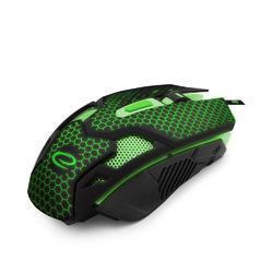 Herní optická myš COBRA MX207, zelená - 2