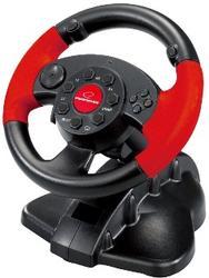 Esperanza EG103 volant s vibracemi pro PC/PS2/PS3 - 2