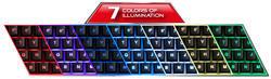 Herní Multimediální klávesnice Esperanza KESTREL - 2