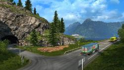 EURO TRUCK Simulator 2: Skandinávie (PC) - 2