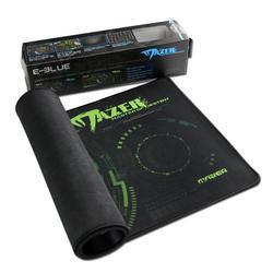 E-BLUE herní podložka Gaming XL, černo-zelená - 2
