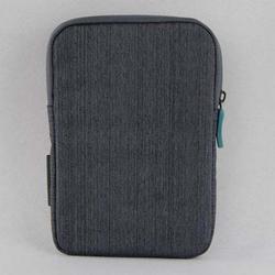 """Pouzdro pro tablet 8"""", CANVAS, šedo-modrý - 2"""