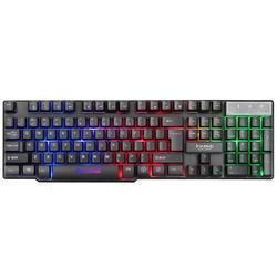 Marvo Herní Sada klávesnice s herní myší, podložkou a sluchátky CM370, černá - 2