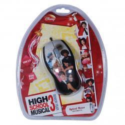 Myš DISNEY HIGH SCHOOL MUSICAL optická, černá - 2