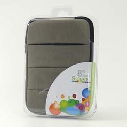 """Pouzdro pro tablet 8"""" Bubble, béžový z nylonu - 2"""