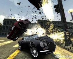 Burnout Dominator (PSP) - 2