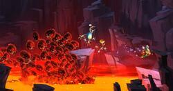 RAYMAN LEGENDS (PS4) - 2