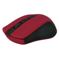 Defender Optická Bezdrátová Myš Accura MM-935, červená - 3