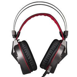 Marvo sluchátka s mikrofonem HG8914, černo-červená - 3