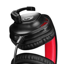 Marvo sluchátka s mikrofonem HG8929, černá - 3
