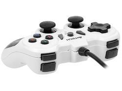 Gamepad A4Tech X7-T4 Snow USB/PS2/PS3 - 3