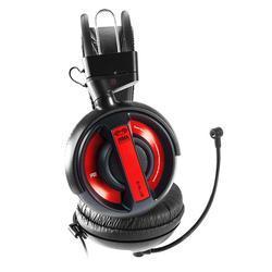 E-Blue, Cobra I, herní sluchátka s mikrofonem,černá - 3