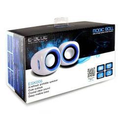 Reproduktory E-Blue Magic Ball, 2.0, modré - 3