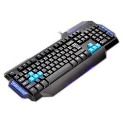 Herní klávesnice E-Blue Mazer černá - 3