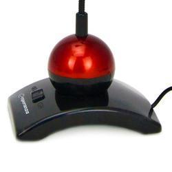 Esperanza CHAT stolní mikrofon, černý - 3