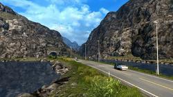 EURO TRUCK Simulator 2: Skandinávie (PC) - 3