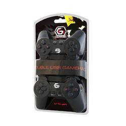Gembird sada 2ks PC gamepad JPD-UB2-01 - 3