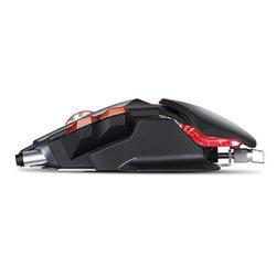 Herní myš Marvo G980 BK, černá, podsvícená - 3