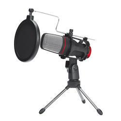 Marvo, streamovací mikrofon MIC-02, černý - 3