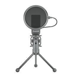 Marvo, streamovací mikrofon MIC-03, černý - 3