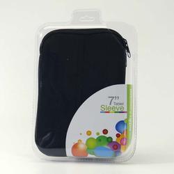 """Pouzdro pro tablet 7"""" Sleeve, černé z neoprénu - 3"""