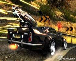 Burnout Dominator (PSP) - 3