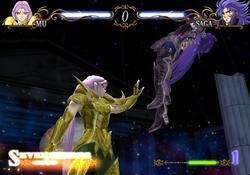 Saint Seiya The Hades (PS2) - 3
