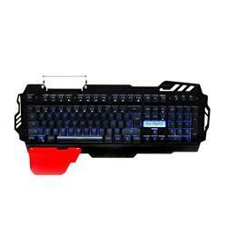 Herní klávesnice RED FIGHTER K2, černá, podsvícená - 3