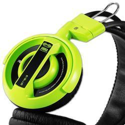 E-Blue, Cobra I, herní sluchátka s mikrofonem, zelená - 3