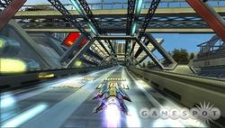 WipEout Pulse (PSP) - 3