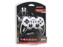 Gamepad A4Tech X7-T4 Snow USB/PS2/PS3 - 4