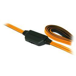 Herní sluchátka s mikrofonem Defender Warhead G-120, černo-oranžová - 4