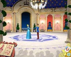 Disney - Popelka: Staň se princeznou - 4
