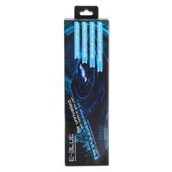 E-BLUE herní podložka PRO GAMING, modrá - 4