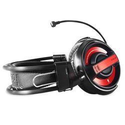 E-Blue, Cobra I, herní sluchátka s mikrofonem,černá - 4