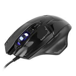 Herní myš E-Blue Mazer, černá - 4