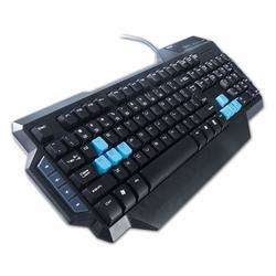 Herní klávesnice E-Blue Mazer černá - 4