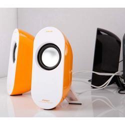 Reproduktory E-Blue Pioneer-y, 2.0, oranžové - 4