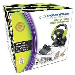 Esperanza EG104 volant s vibracemi pro PC/PS3/XBOX - 4
