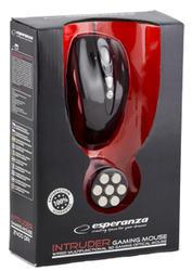 Esperanza EM118 INTRUDER herní optická myš - 4