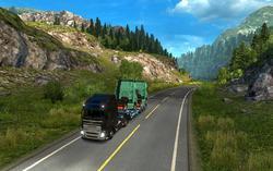 EURO TRUCK Simulator 2: Skandinávie (PC) - 4