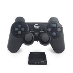 Gamepad Gembird JPD-WDV-01 (PS2/PS3/PC ) - 4