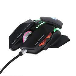 Herní myš Marvo G980 BK, černá, podsvícená - 4