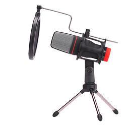 Marvo, streamovací mikrofon MIC-02, černý - 4
