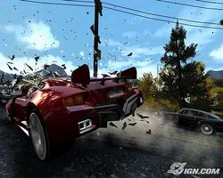 Burnout Dominator (PSP) - 4