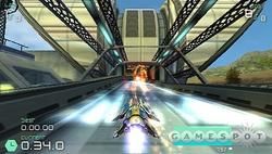 WipEout Pulse (PSP) - 4